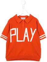 Bobo Choses Play polo shirt - kids - Cotton - 4 yrs