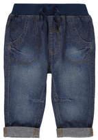 George Rolled Hem Jeans