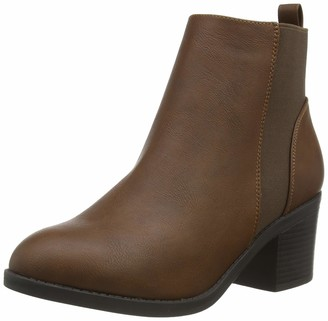 New Look Women's WF CORA 2 IC-PU CHLS Block HL63:18:S205 Ankle Boots