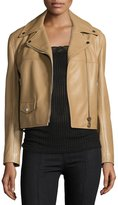 Helmut Lang Classic Leather Moto Biker Jacket