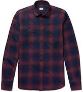 Incotex - Checked Cotton-flannel Shirt