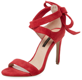 Red Heels With Bow - ShopStyle