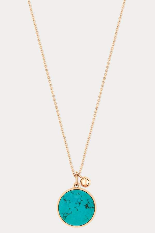 ginette_ny Ever turquoise necklace