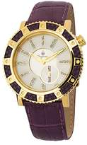 Burgmeister Women's BM802-280 Analog Display Quartz Purple Watch