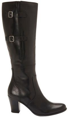 Sandler Victor Black Glove Boot