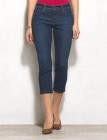 dressbarn WESTPORT Curvy Fit Capri Leg Jeans