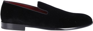 Dolce & Gabbana Logo Plaque Loafers