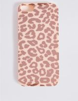 Marks and Spencer iPhone 5/5S Animal Print Phone Case
