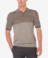 Perry Ellis Men's Stripe Polo