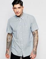 Wrangler Short Sleeve Stripe Shirt