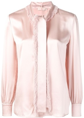 Tory Burch Loose Fit Blouse