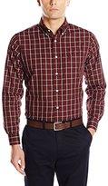 Dockers Long-Sleeve Plaid Shirt