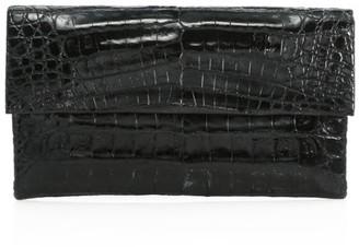 Nancy Gonzalez Small Gotham Crocodile Clutch