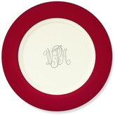 Williams-Sonoma Williams Sonoma Pickard Color Sheen Charger Plate, Red Platinum