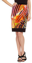 Eva Varro Reversible Pencil Skirt