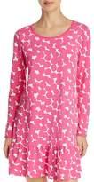 Kate Spade Long Sleeve Sleepshirt