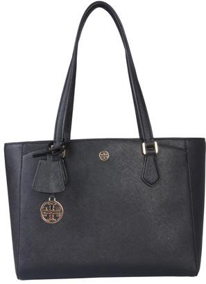 Tory Burch Robinson Logo Tote Bag