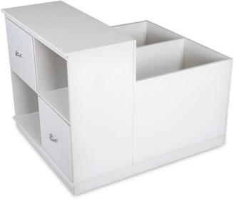South Shore Mobby Mobile Storage Unit, Multiple Finishes