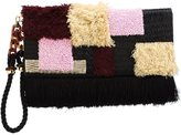 Lizzie Fortunato 'Tapestry' clutch bag
