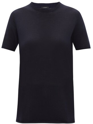 Joseph Cashair Cashmere T-shirt - Navy