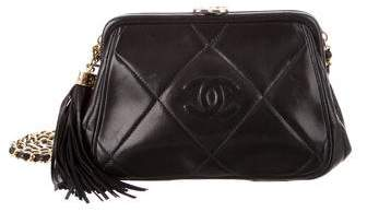 Chanel Quilted Frame Bag