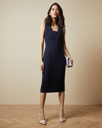 Ted Baker ASTRIID Seam detail pencil dress