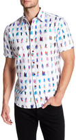 Robert Graham Saline Lakes Classic Fit Short Sleeve Shirt