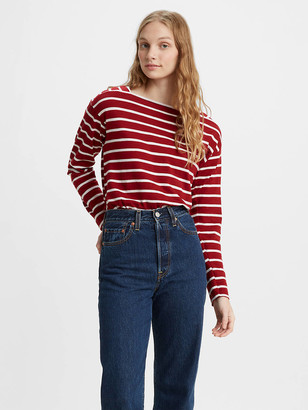 Levi's Jane Sailor Tee Shirt