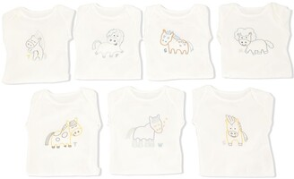Stella McCartney Kids X7 Horse Embroidered Bodies