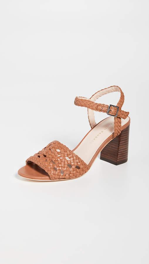 Loeffler Randall Liana Woven Leather Sandals