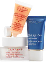 Clarins Multi-Active Skin Solutions Value Set