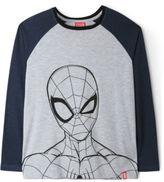 Marvel NEW Spiderman Raglan Tee Assorted