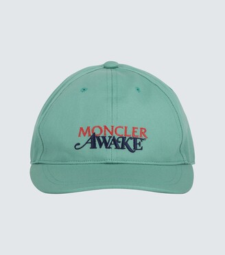 MONCLER GENIUS 2 MONCLER 1952 & AWAKE NY baseball hat