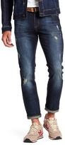 "William Rast Dean Slim Straight Denim Jeans - 32\"" Inseam"
