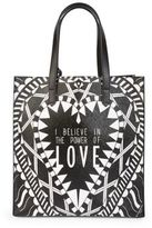 Givenchy Power Of Love Leather Tote