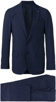 Lardini two-piece suit - men - Cotton/Cupro/Viscose/Wool - 52