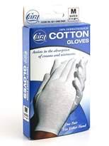Cara Dermatological Cotton Gloves, Extra Large, 1 Pair