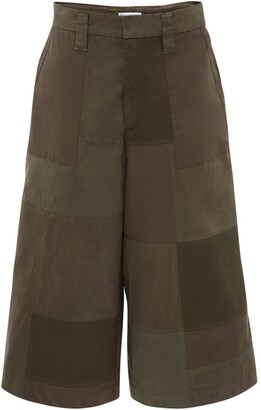 J.W.Anderson Panelled Cropped Trousers