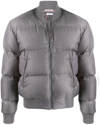 Thom Browne Quilted Short Puffer Jacket