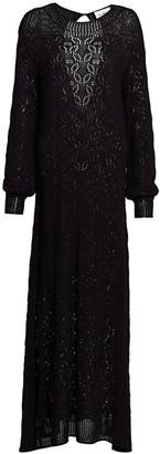 Loren Crochet Maxi Dress