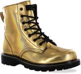 Gotta Flurt Womens Combat Boots