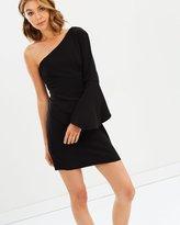 Sass Krista One Shoulder Dress