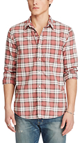 Ralph Lauren Denim & Supply 1 Pocket Regular Sport Shirt