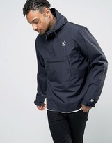 New Era Overhead Jacket With Yankees Logo