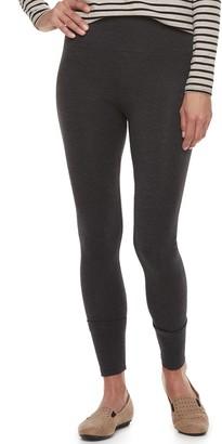 Croft & Barrow Women's Tummy Control Pull-On Leggings