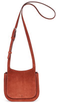 The Row Hunting 7 Suede Crossbody Bag