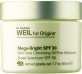 Origins Dr. Andrew Weil For OriginsTM Mega-Bright SPF 30 Skin Tone Correcting Oil-Free Moisturizer
