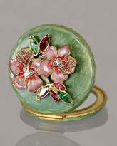 Jay Strongwater Floral Cluster Compact