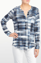 NYDJ Knit Henley