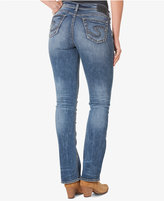 Silver Jeans Co. Suki Indigo Wash Bootcut Jeans